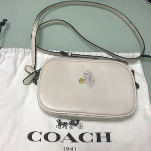 Coach X Disney Mickey Mouse collaboration bag